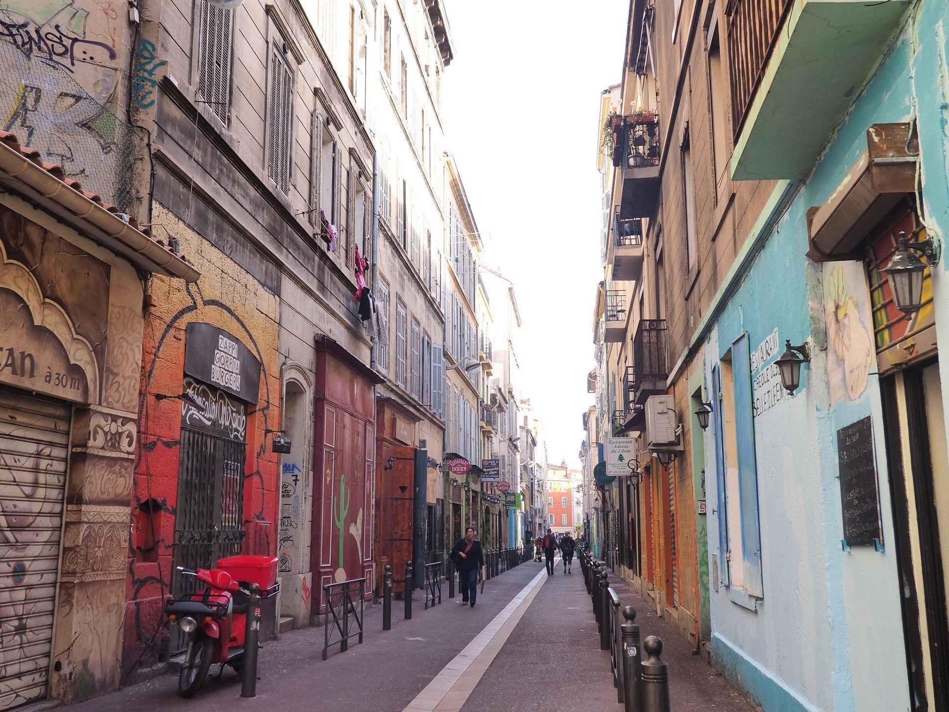 Marseille - City of colors and flavors